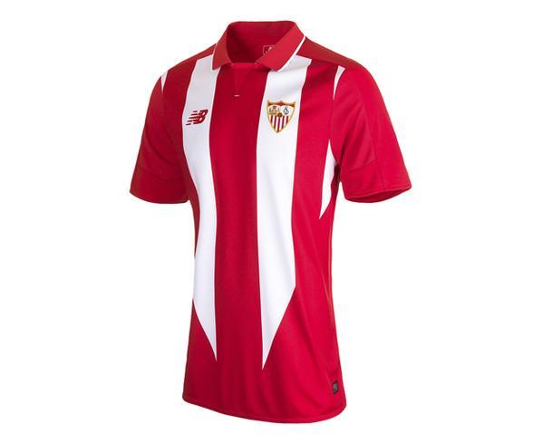 segunda equipacion Sevilla FC en venta